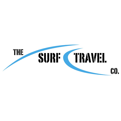 The Surf Travel Co Company Logo