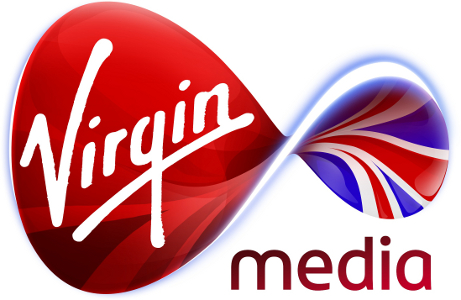 Virgin Media Company Logo
