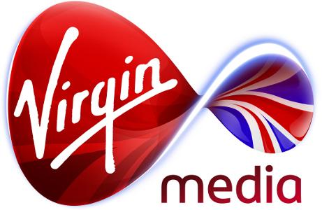 Virgin Media Company Logo