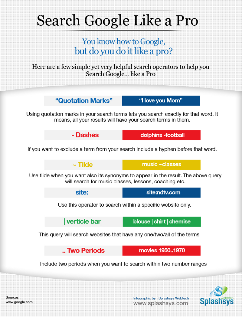 Ways-to-Search-Google