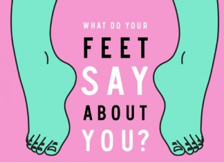 What Your Foot Says About Your Personality