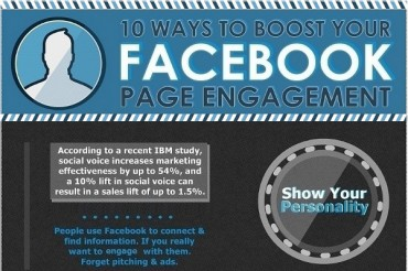 10 Best Ways to Increase Your Facebook Page's Engagement