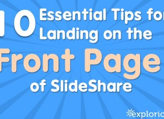 10 Essential Slideshare Marketing Tips
