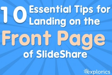10 Essential Slideshare Marketing Tips