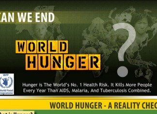 10 World Hunger Statistics and Facts