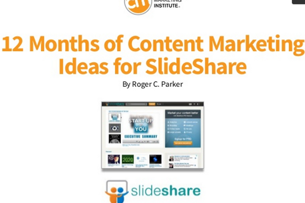 12 Content Marketing Techniques to Use on Blogs and Slideshare