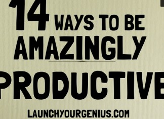 14 Ways to Dramatically Increase Productivity