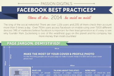 16 Facebook Page Best Practices that Will Make Your Page Shine