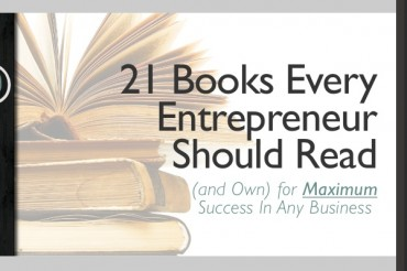 21 Must Read Books for Entrepreneurs
