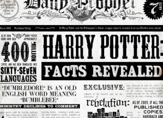 35 Magical Harry Potter Team Names