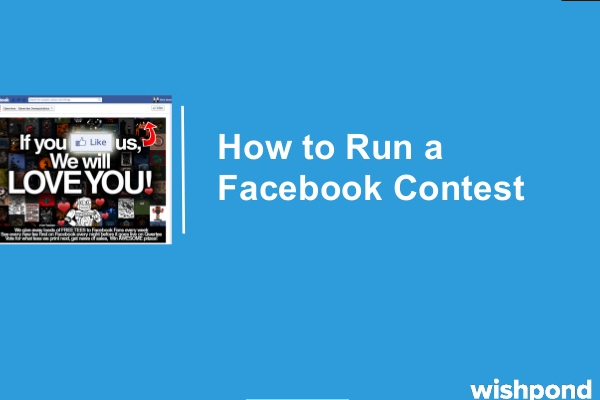 6 Keys to a Successful Facebook Contest