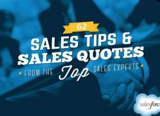 62 Outstanding Sales Tips from the Experts