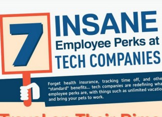 7 Greatest Corporate Perks at Work