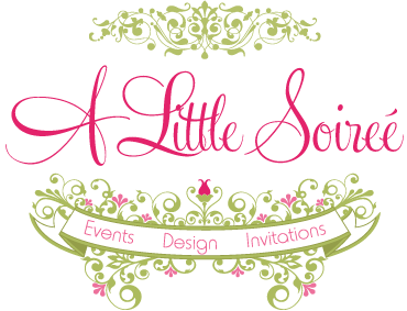 A Little Soiree Company Logo
