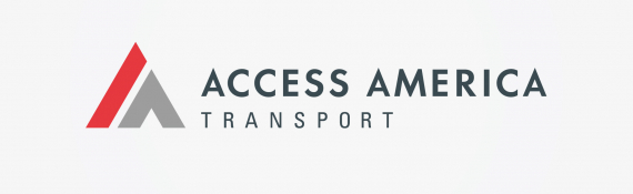 Access America Transport Company Logo