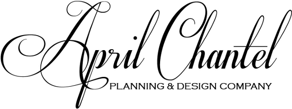 April Chantel Planning and Design Company Logo