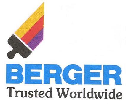 Berger Company Logo