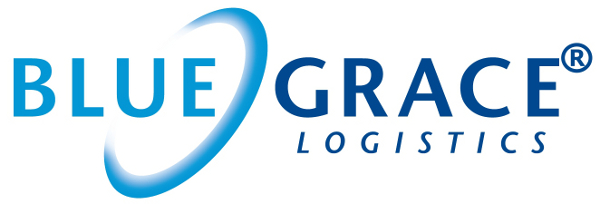 Blue Grace Logistics Company Logo