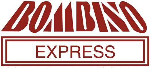 Bombino Express Company Logo