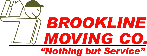 Brookline Moving Company Logo