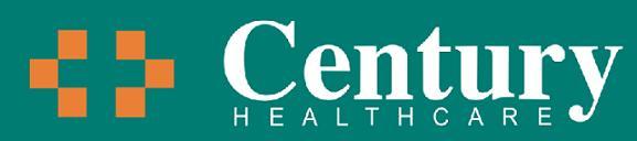 Century Healthcare Company Logo