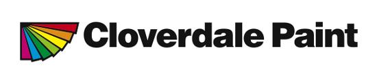 Cloverdale Paint Company Logo