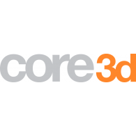 Core3d Company Logo