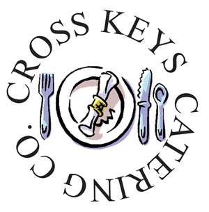 Cross Keys Catering Company Logo