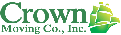 Crown Moving Company Logo