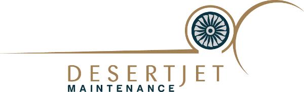 Desert Jet Company Logo