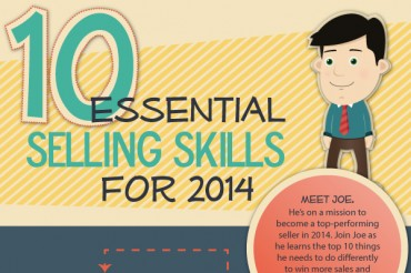 10 Effective Selling Skills to Increase Your Closing Rate