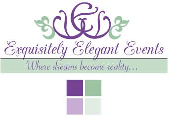 Exquisitely Elegant Events Company Logo