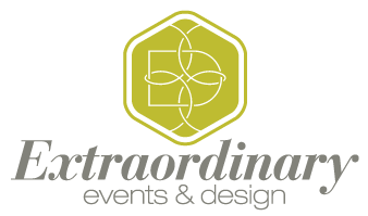 Extraordinary Events and Design Company Logo