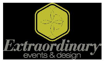 Extraordinary Events and Design Company Logo