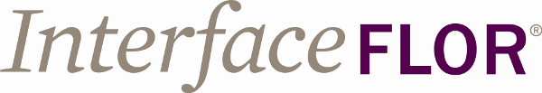 Interface & FLOR Company Logo