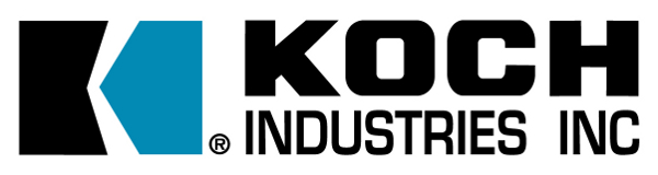 16 famous trading company logos for Koch industrie