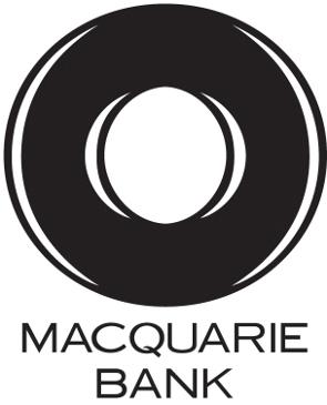 Macquarie Bank Company Logo