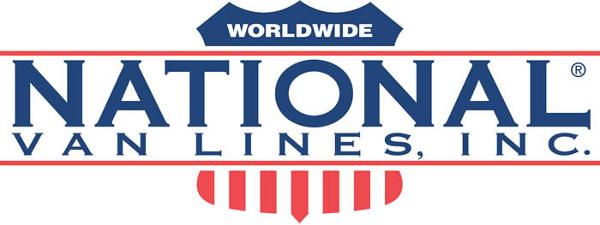 National Van Lines Company Logo