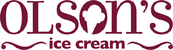 Olsons Ice Cream Company Logo