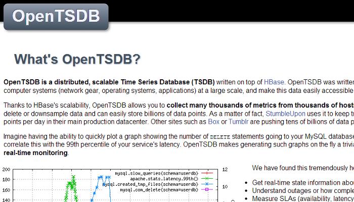OpenTSDB