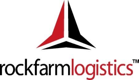 Rockfarm Logistics Company Logo