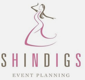 Shindigs Event Planning Company Logo