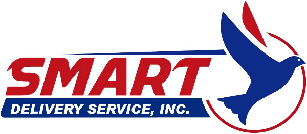 Smart Delivery Service Company Logo
