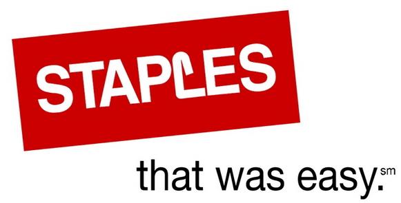 Staples Company Logo