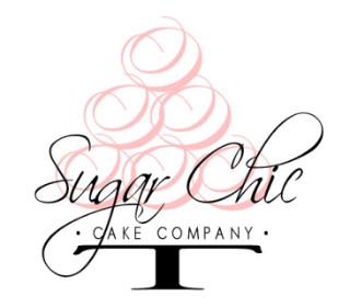 Sugar Chic Cake Company Logo