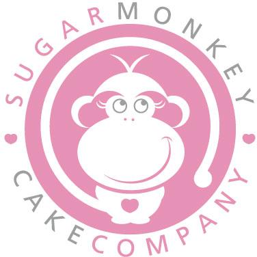 Sugar Monkey Cake Company Logo