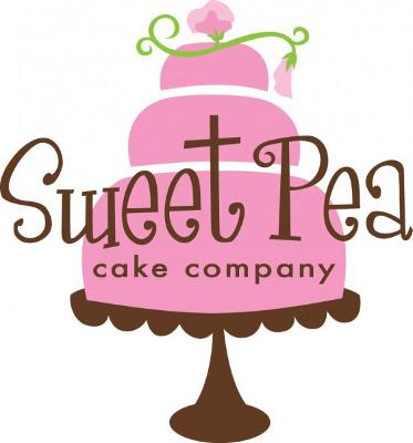 Sweet Pea Cake Company Logo