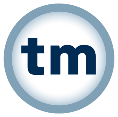 TM Advertising Company Logo