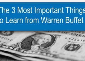 The 3 Secrets to Investing Like Warren Buffett