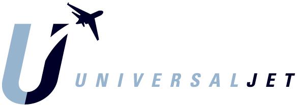 Universal Jet Company Logo